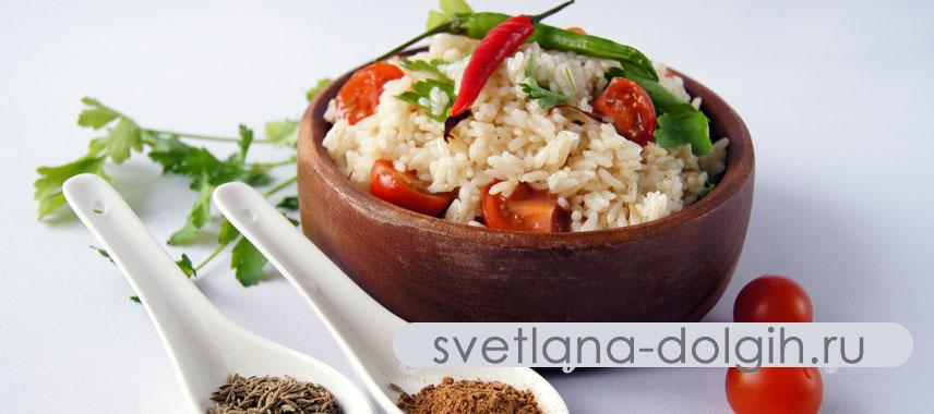 как приготовить вкусно рис