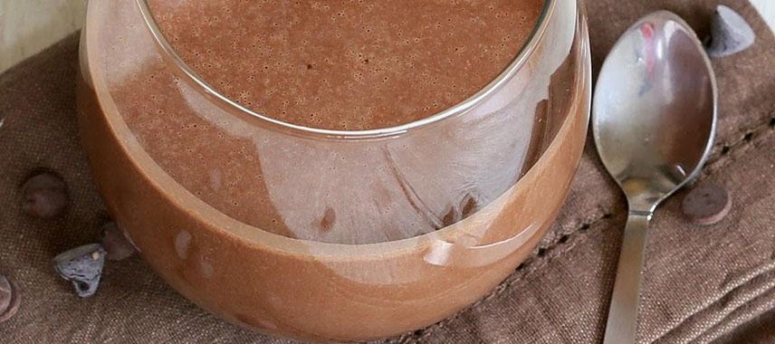 молочный коктейль Гербалайф с шоколадом