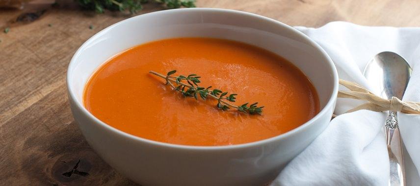 томатный суп пюре рецепт