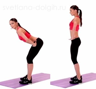 простые упражнения для осанки