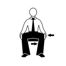 упражнения для спины, груди рук и ног