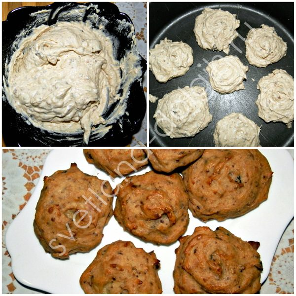 как приготовить диетическое печенье