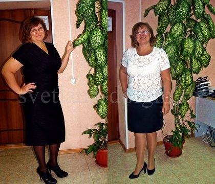 Дневник снижения веса с Гербал Ольги Тишковой