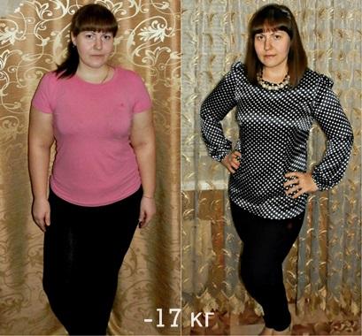 Дневник снижения веса Алена Мерзлякова