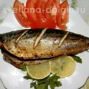 Рецепт рыбы Гербал