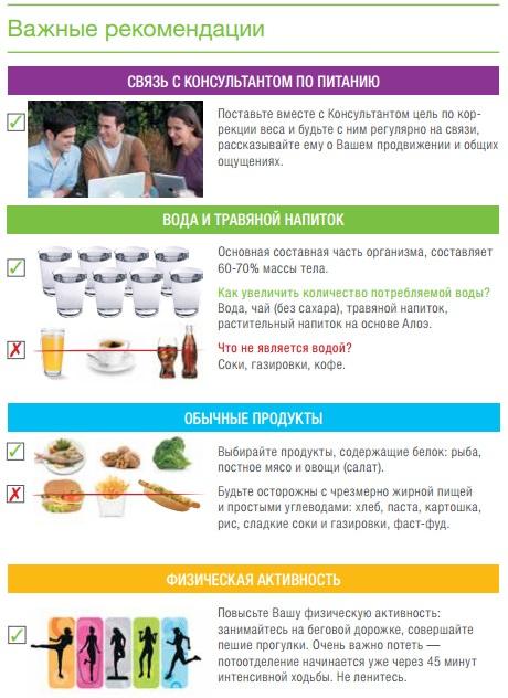 Гербал программа снижения веса