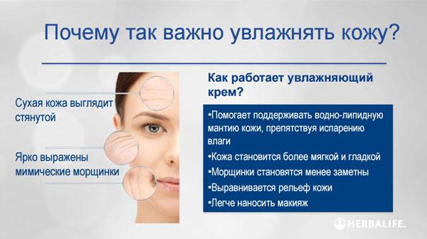 Почему нужно увлажнять кожу