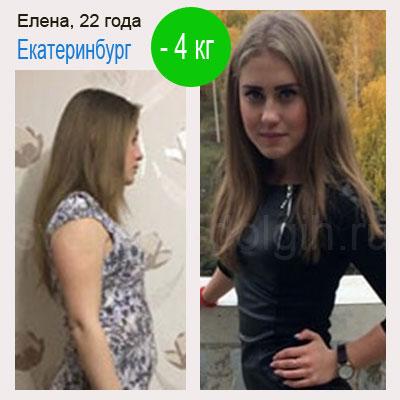 Результат Гербал Елены Горных