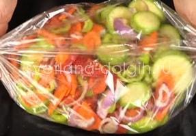 Овощная икра, как приготовить