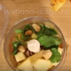 Смузи из дыни, рецепт с мятой