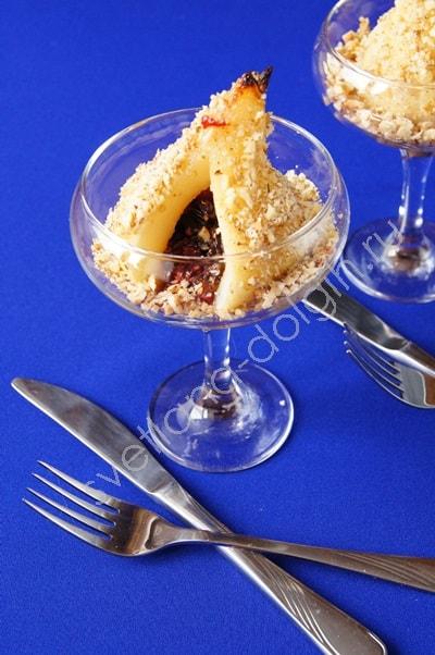 Новогодний десерт Гербал