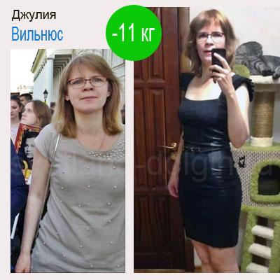 Марафон похудения отзывы