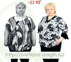 Что есть чтобы похудеть на 22 кг
