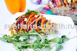 как приготовить овощную запеканку
