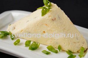 плавленный сыр в домашних условиях для диеты
