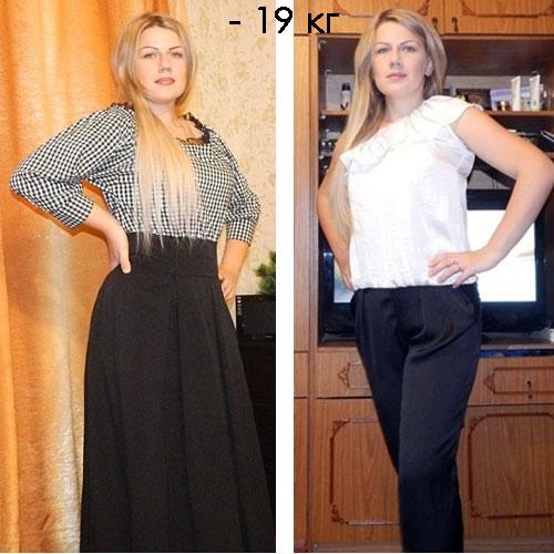 Невероятные истории успеха похудения с гербалайфом