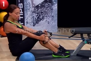 интересные упражнения для мышц спины