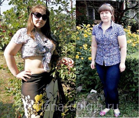 Снижение веса с Гербал