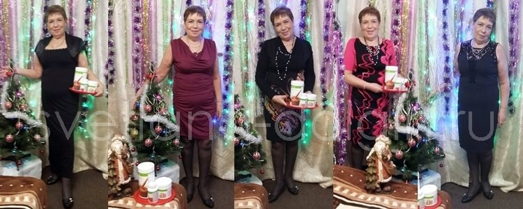 Результаты Гербал Анны Мельниковой