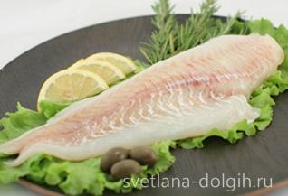 рецепт рыба с овощами