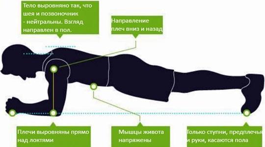 Упражнения для похудения дома рук