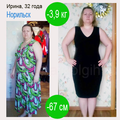 История Гербалайф Ирины Осиповой