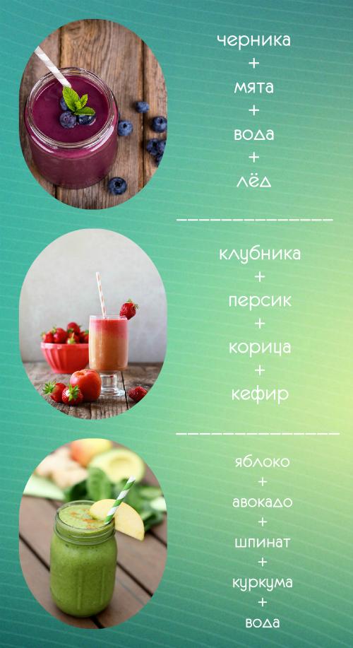 как похудеть простые рецепты