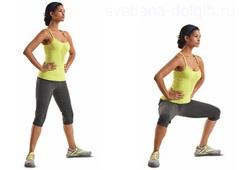 Для ног упражнения