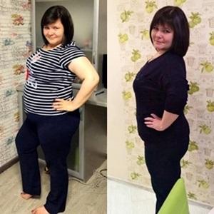 Как похудеть на 20 см в бедрах