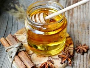 Корицы и мед