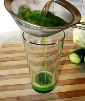 Как приготовить смузи из капусты