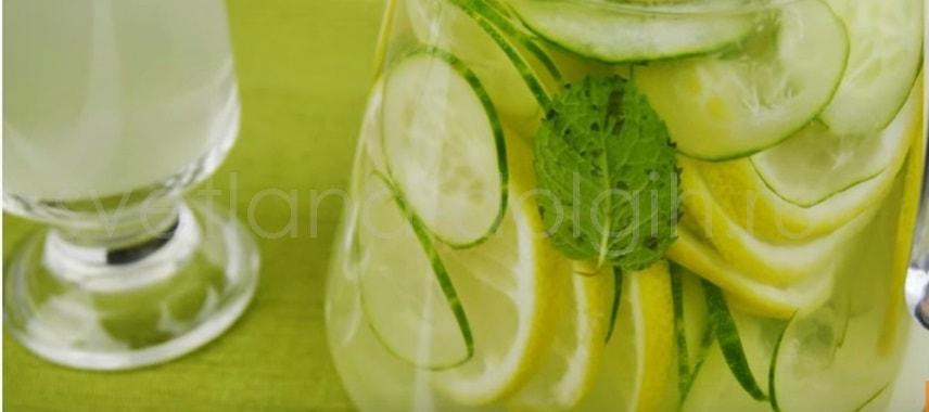 Вода сасси рецепт для похудения