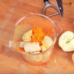как сделать смузи из моркови
