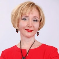 Член команды GET TEAM Светлана Долгих